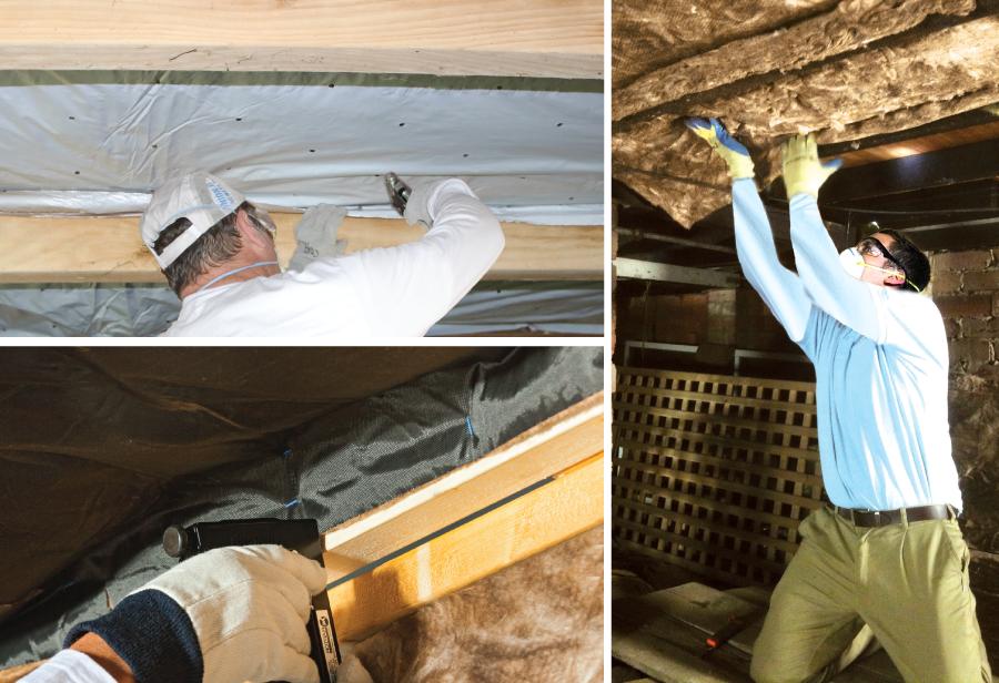 Floor Insulation Applications | Knauf Insulation