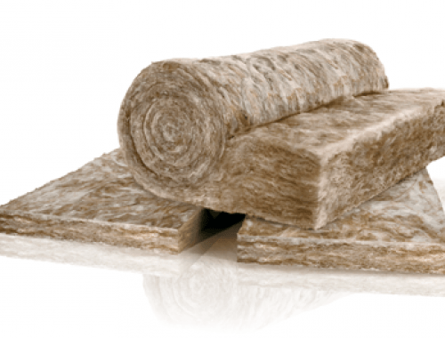 Earthwool glasswool with ECOSE Technology