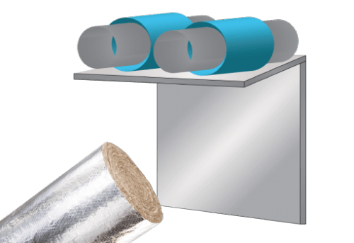 Glasswool - Duct Liner - Knauf Insulation Duct Roll