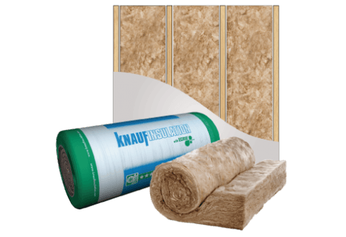 Glasswool - Roof - Earthwool glasswool insulation: Commercial roll