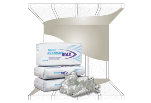 Blow-in - Multiple Applications - Jet Stream MAX