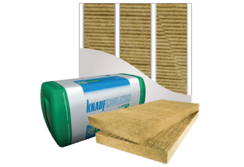 Rock Mineral Wool - External Wall - Rocksilk External Wall slab