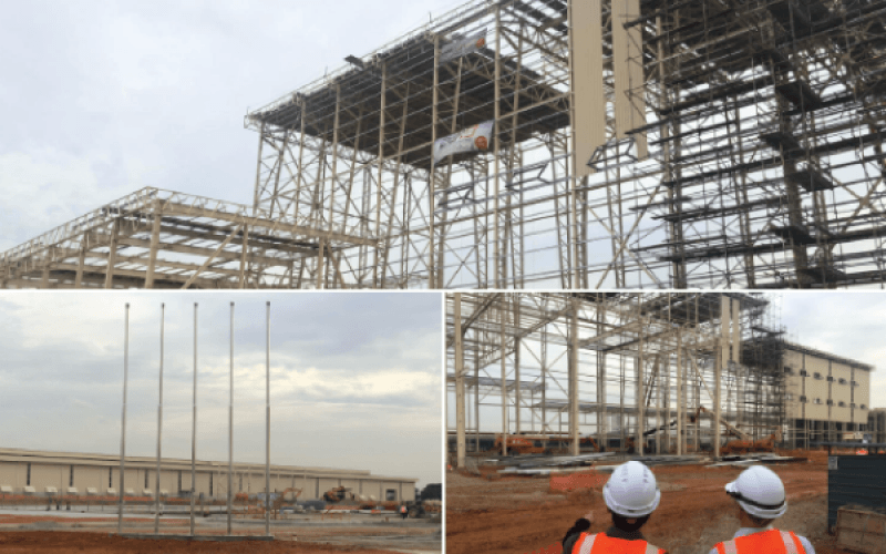 Update of Malaysian plant, June 2019